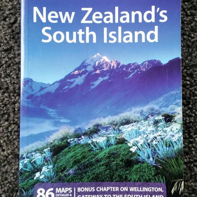 Lonely Planet South Island