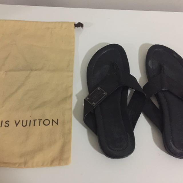 Louis Vuitton Damier graphite canvas black