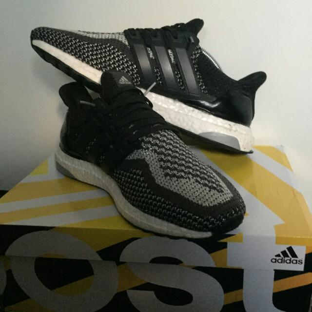 LTS these ultraboost silver medal US9.5 Brand New!!