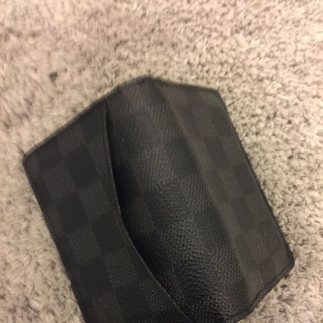 LV Card Pouch (Real)