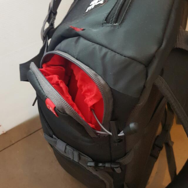 e7767dbc40 Manfrotto Advanced Travel Backpack Grey