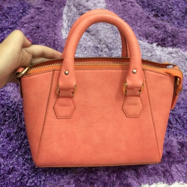 Mini Orange Bag