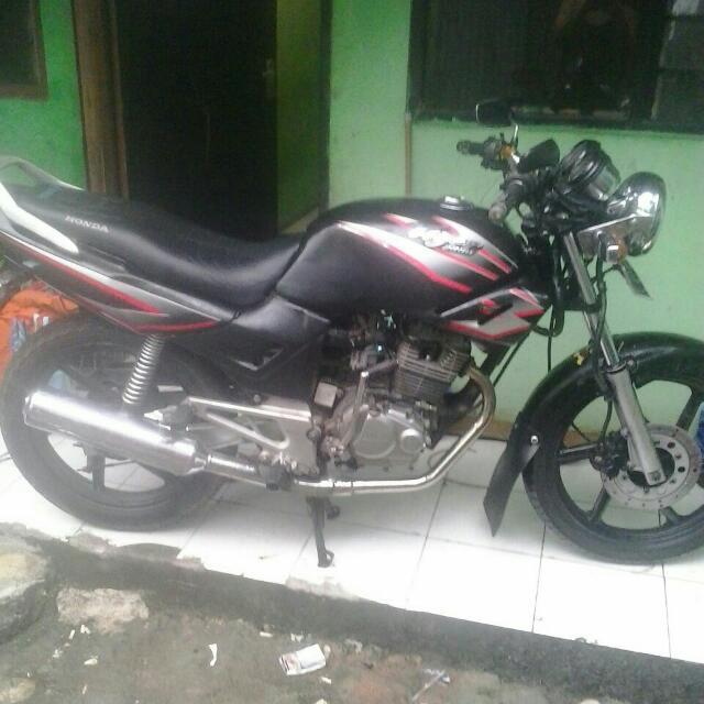 Motor Honda Tiger