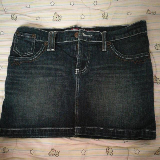 NEXT Denim Skirt, Size Small
