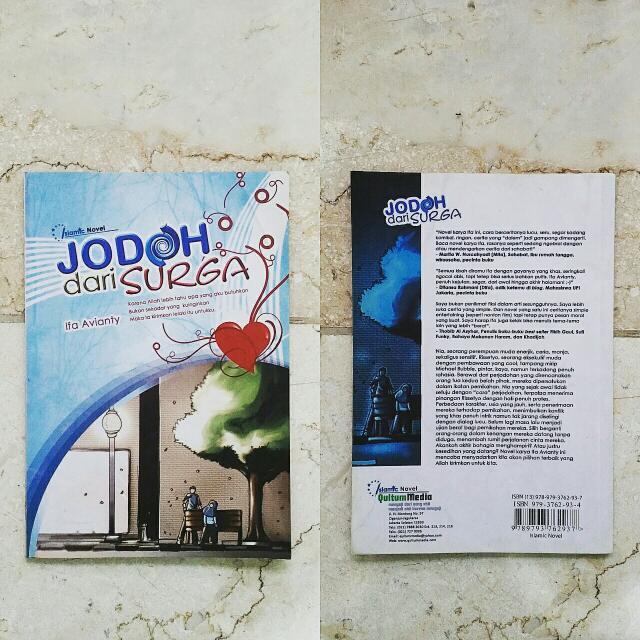 Novel Jodoh dari Surga