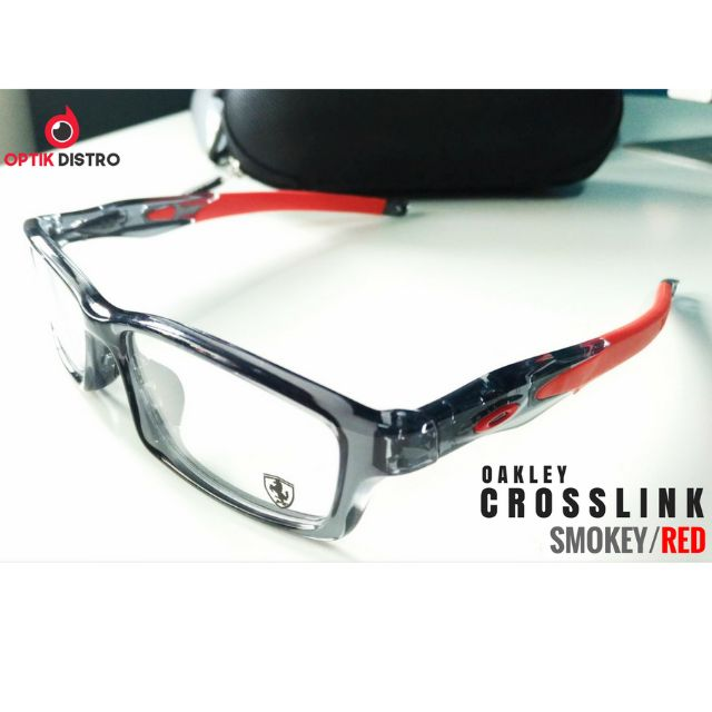 oakley crosslink accessories