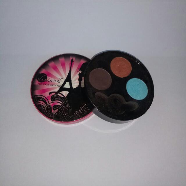 Oriflame Eye Shadow Pallet