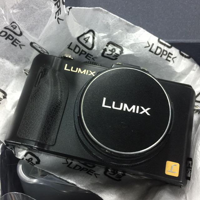 Panasonic Lumix DMC-LX5 數位相機