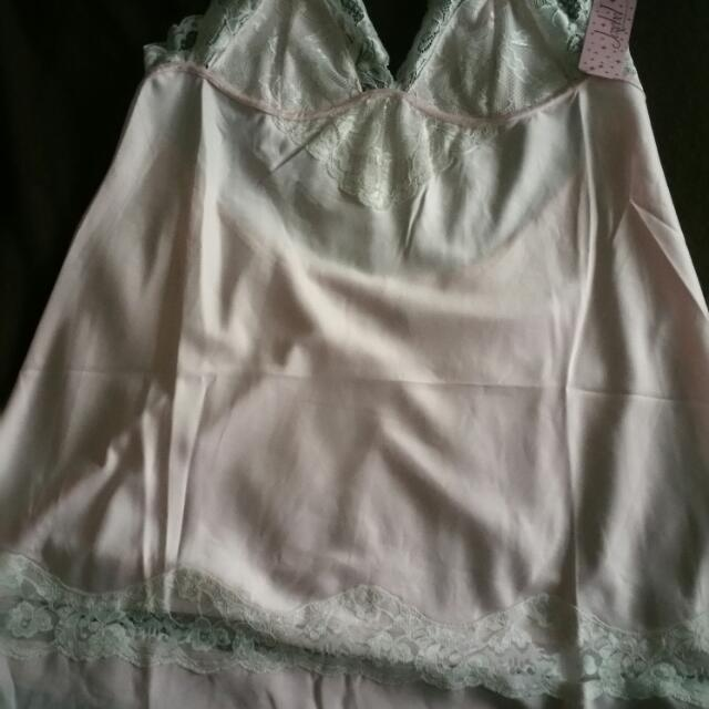Pink Nighty Size S