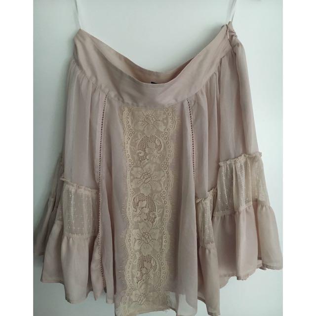 Portmans Blush Skirt
