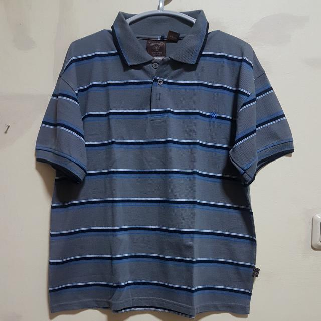 Preloved AQUASURF Polo Shirt