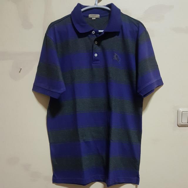 Preloved BURBERRY BRIT Polo Shirt