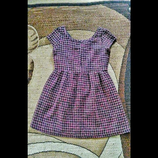 Preloved Minimal Wool Dress