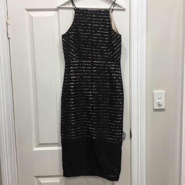 Rodeo Show Black Dress