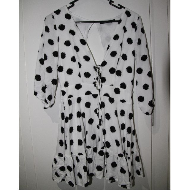 Rosebullet Polka dot dress