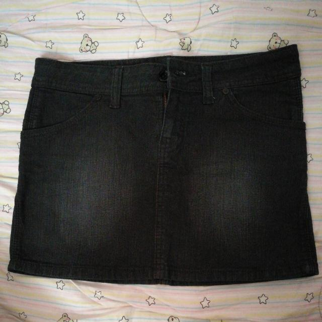RRJ Denim Skirt, Size 28
