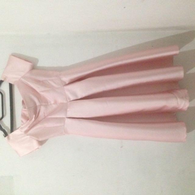Sabrina Dress Pink