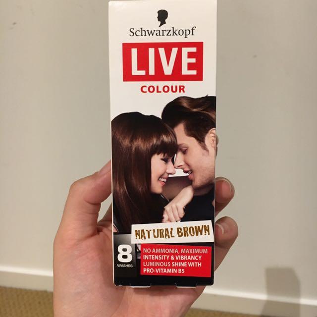 Schwarzkopf LIVE Colour