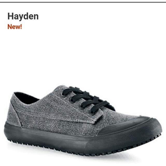 Sepatu SFC Hayden Bahan Kanvas