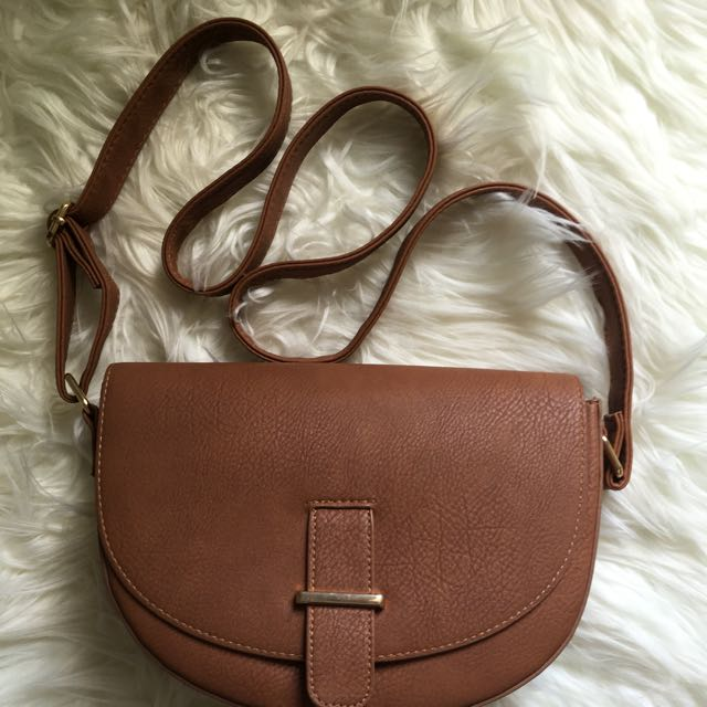 Small Tan Bag