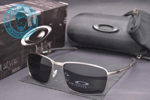 Sunglasses Kacamata OK Y C nductor 8 Square 4106 Silver Hitam ... 8bef73c022