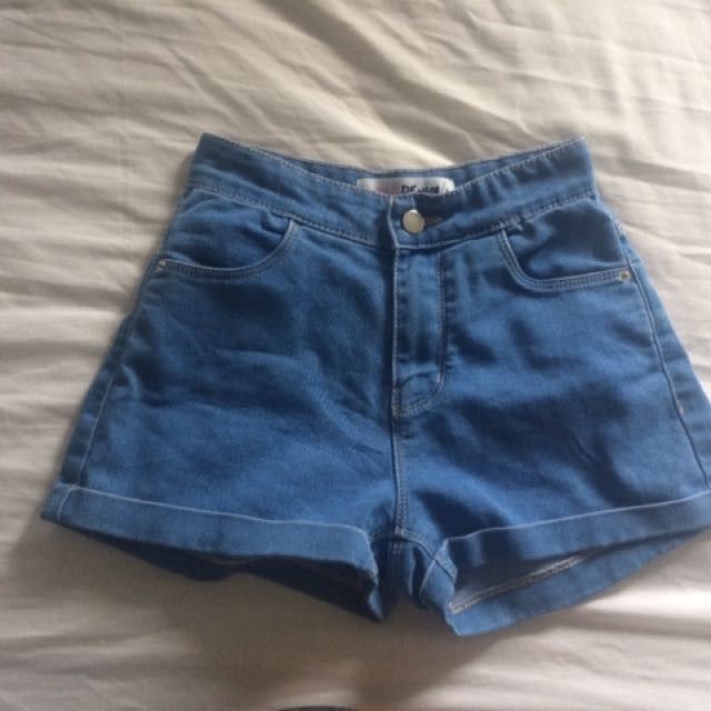 Suprè Denim Shorts