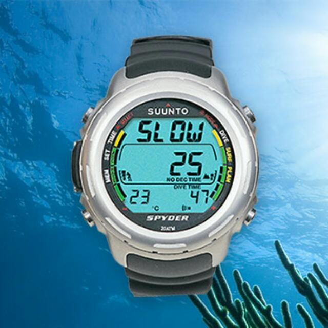 Suunto spyder dive computer men 39 s fashion watches on carousell - Suunto dive watch ...