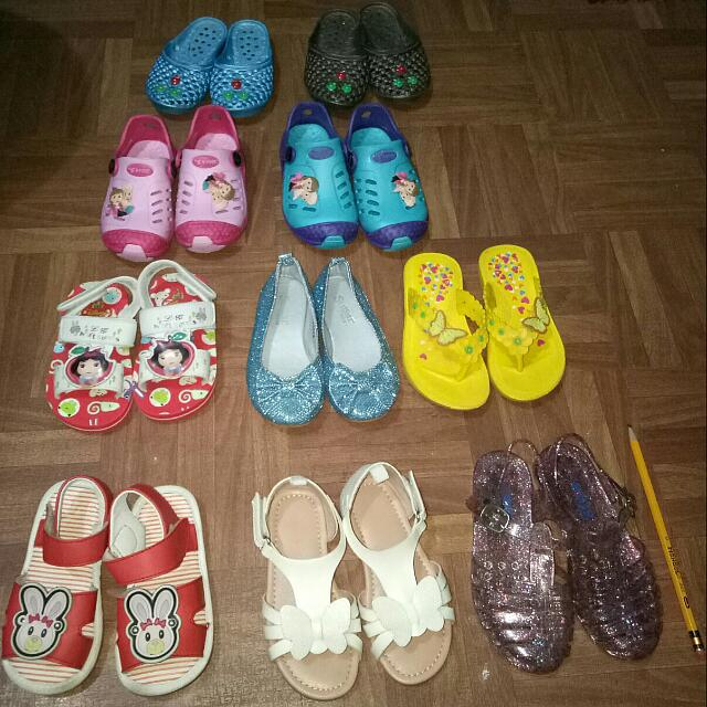 Take All Baby Shoes, Sandals And Slippers