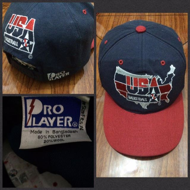 Topi snapback Prolayer