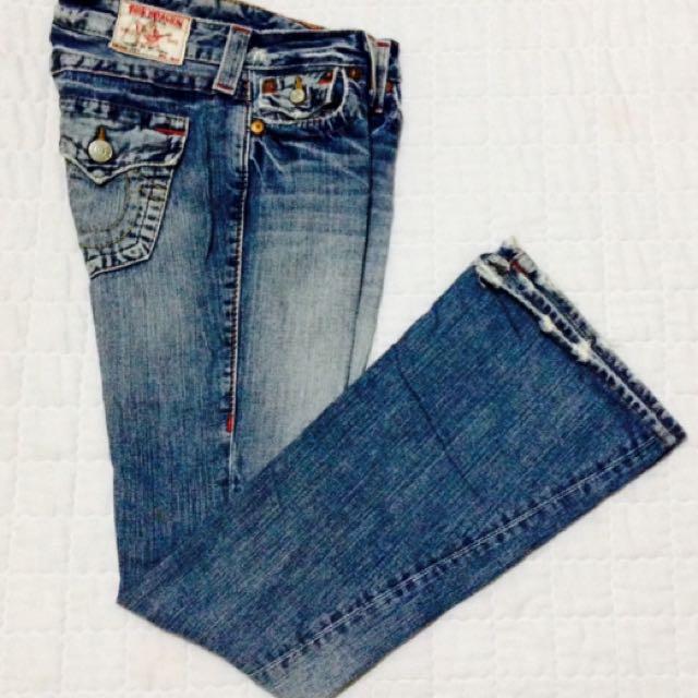 True Religion Brand Flare Jeans