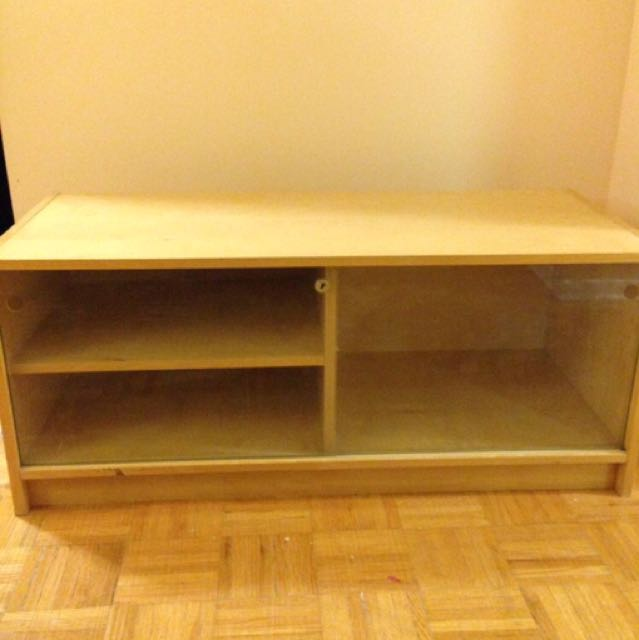 TV Stand or Storage Space