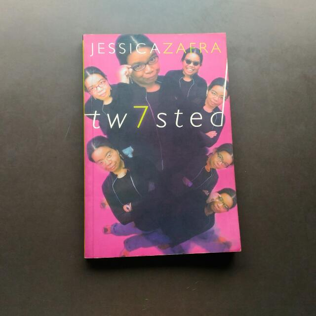 Twisted 7 By Jessica Zafra