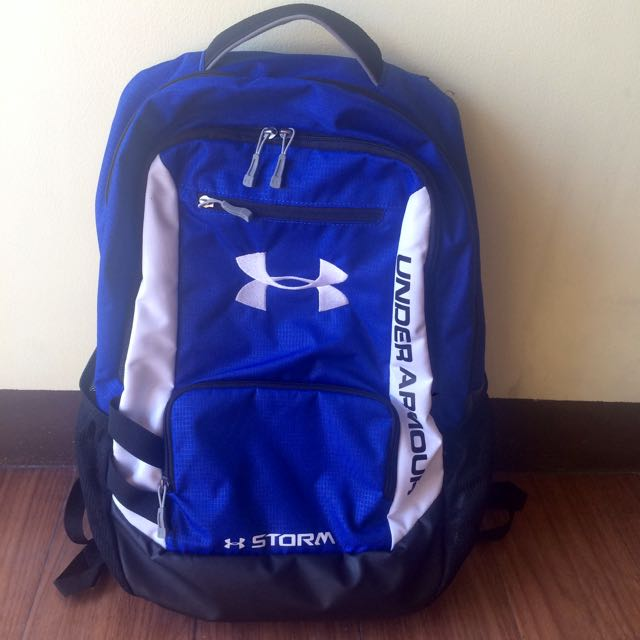 UNDER ARMOUR Storm Recruit Backpack | Blue