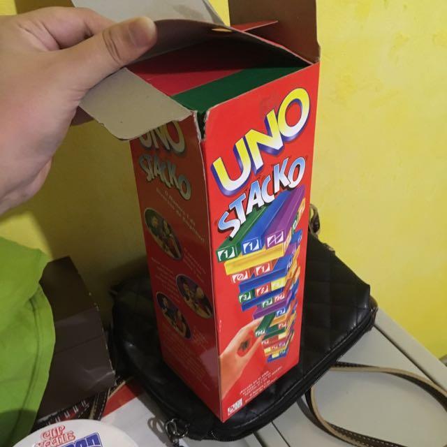 UNO Stacko