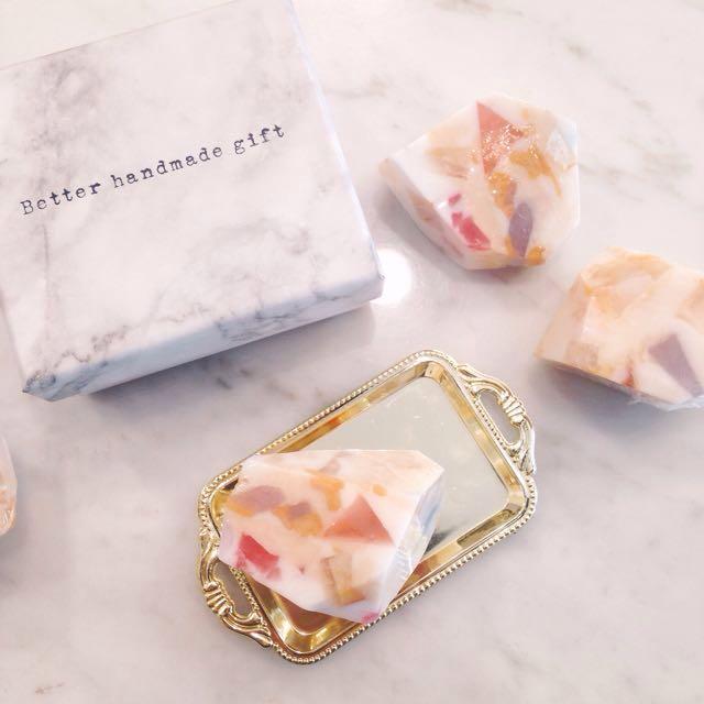 夢境寶石香皂~Vanilla Sky