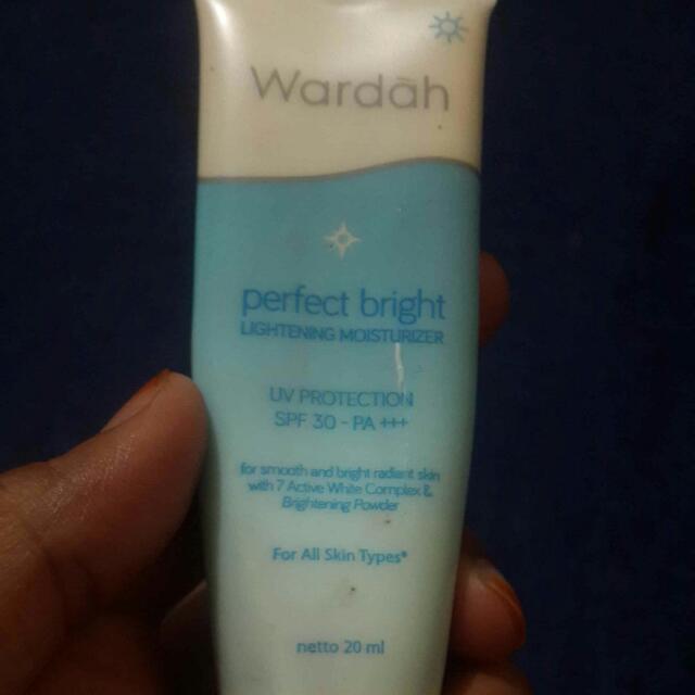 Wardah Perfect Bright