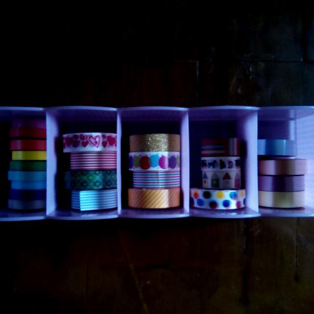 Washi samples ❤