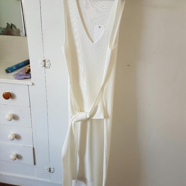 White Closet Winter Dress