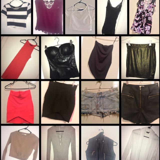 Women's Clothing Bundle (size 6/XS)