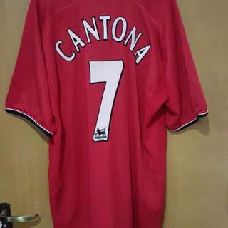 Manchester United Jersey Cantona