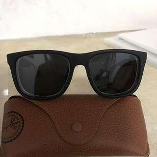 RayBan 霧色款太陽眼鏡