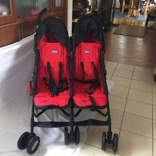 Twin Toddler Stroller