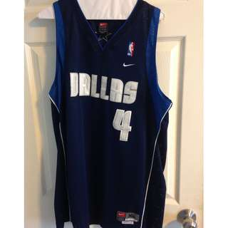 Dallas Mavericks Michael Finley #4 - XL Swingman Jersey