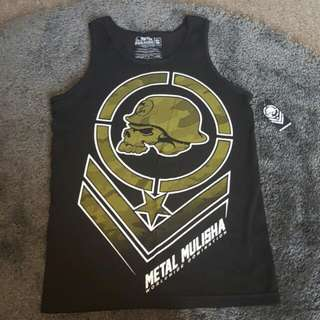 METAL MULISHA MEN'S TANK