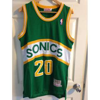 Seattle Supersonics Gary Payton #20 - Small Swingman Jersey