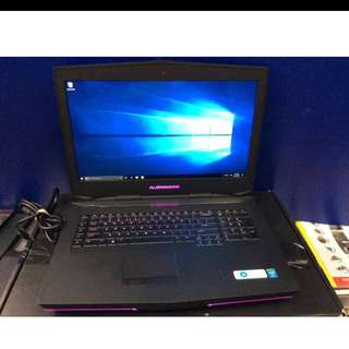 Alienware 18 Laptop