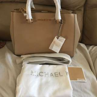 Michael Kors Medium Sutton Bag