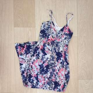 Maxim Multicolour Maxi Dress Size S