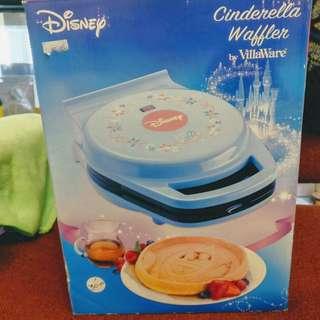 Disney Cinderella Waffle Maker