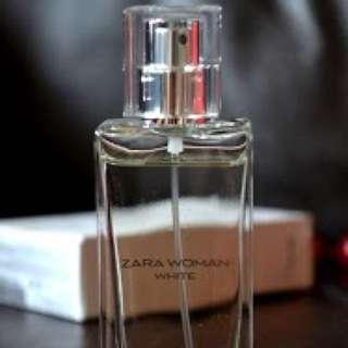 Zara Woman White Perfume Eau De Toilette - 30ml